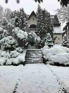 dworek zima 2